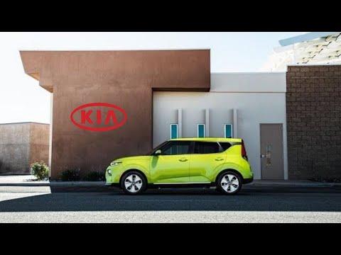 HOT NEWS.! 2020 Kia Soul Ev Range 243-mile