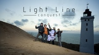 Light Line Conquest - behind the scenes