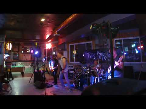 The Barcode cover Learn To Fly @ Jackies Sports Bar