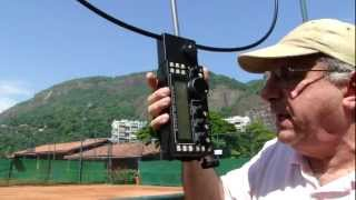qrp dx made with a handheld hf system elecraft kx3 and a alexloop antenna py1ahd cx8sd