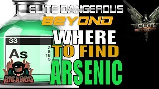 Elite: Dangerous  Finding Arsenic in Game