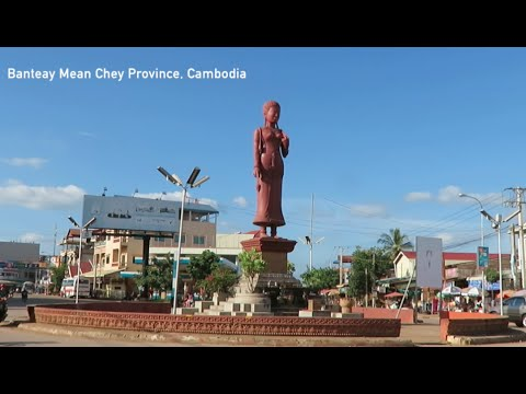 Cambodia Travel from Banteay Meanchey Province to Battambang Province