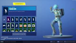 VEND MY FORTNITE COMPTE WITH SAUVER THE WORLD!!