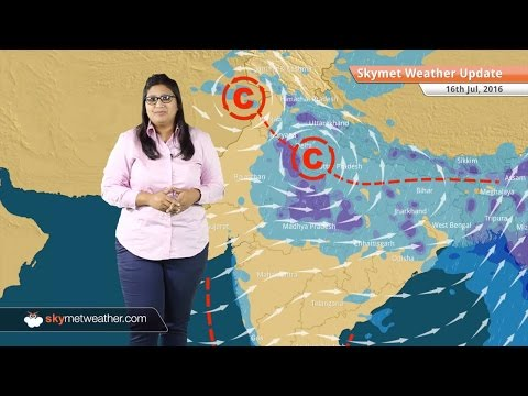 Weather Forecast for July 16: Heavy Monsoon rains in Delhi, Uttar Pradesh, Bihar, Northeast