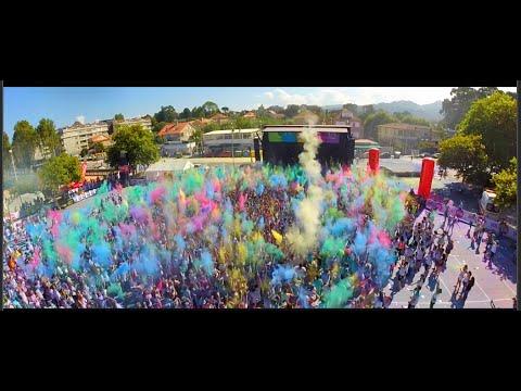 HOLI RUN VIGO 2014 | official aftermovie