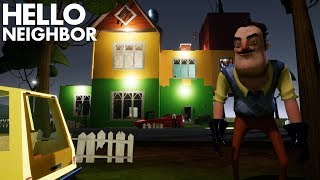 The Neighbor Has An ENTIRELY NEW HOUSE!!! | Hello Neighbor (Beta 3 Mods) thumbnail