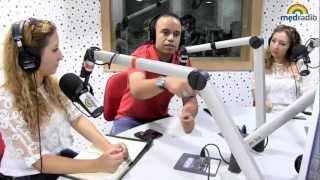 Swilah, Safaa et Hanaa dans Hicham Show sur Med Radio