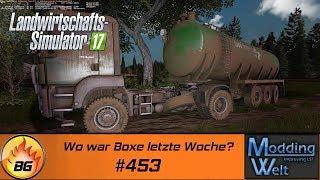 LS17 - Hof Bergmann Reloaded #453 | Wo war Boxe letzte Woche? | Let's Play [HD]
