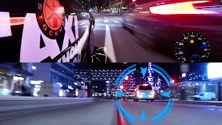 HIGHWAY 3 (PART 4) Crazy TAXI Driver in Stockholm [HD]