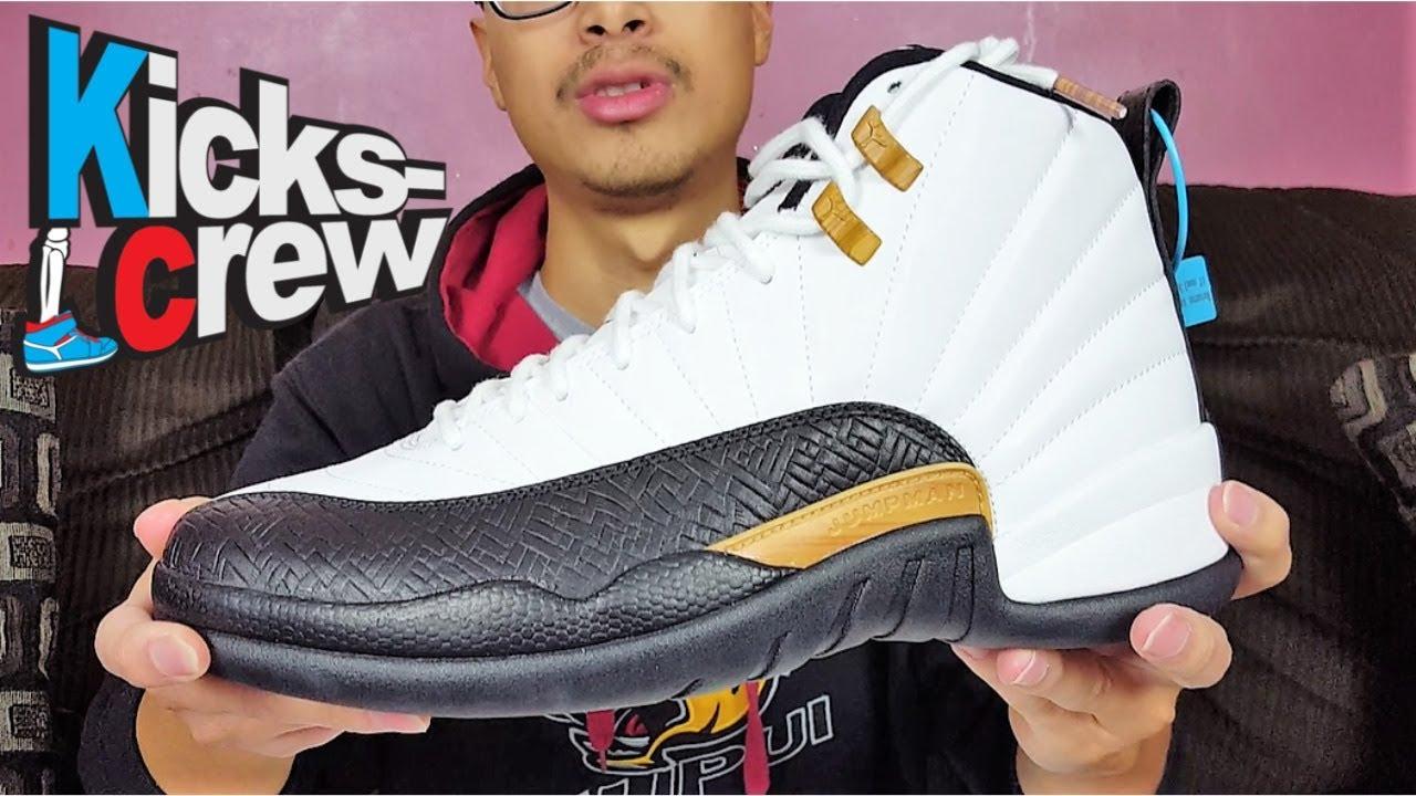 47e083ce66c6 Is KicksCrew Legit! !  The Honest Truth!!! + Air Jordan 12 Retro Chinese  New Year Review!!!