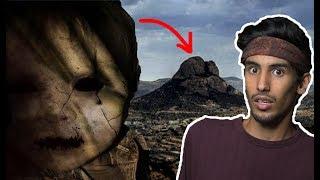 قصص عن جبل حرفة المسكون في السعودية..!   ( مع فلم )