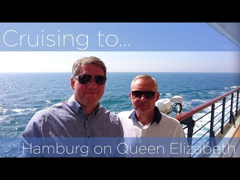 Cunard's Queen Elizabeth mini Hamburg cruise