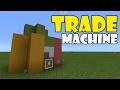 TRADE MACHINE   Minecraft PE (Pocket Edition) MCPE