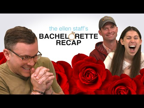 The Ellen Show Producers Play 'Bachelor Hot Hands'!