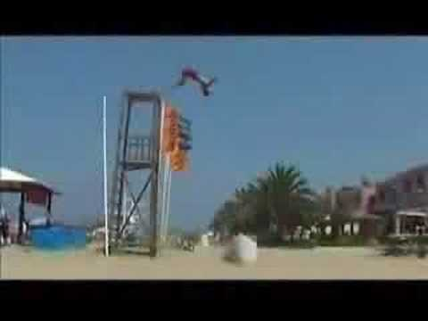 Parcour and Freerunning