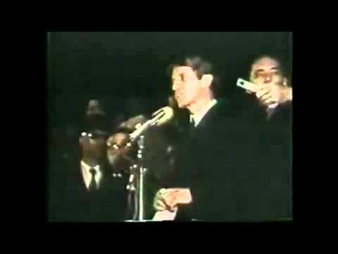 Robert Kennedy Announcing the Assasination of Dr. Martin Luther King, Jr. in Indiana 1968