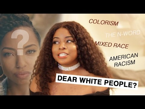 Dear White People and Explaining American Race Dynamics to Italians...Again.