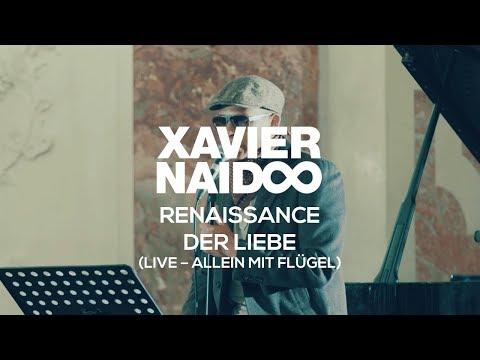 Xavier Naidoo - Allein Mit Flügel - Live aus dem Mannheimer Schloss // Renaissance der Liebe