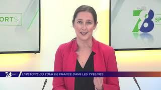 Yvelines | Les Yvelines et le Tour de France, une histoire qui dure