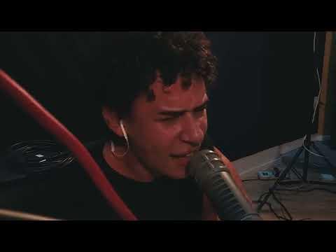 No estúdio com Mateus Brito - Jesus Te Amo/Não Temo Ondas - Mateus Brito (feat. Daniel Freitas)
