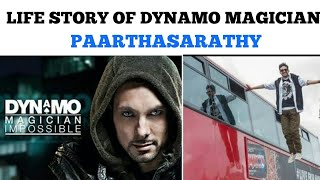 HISTORY| Life story of dynamo magician | TAMIL | PAARTHASARATHY| PS