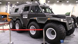 2016 WAMAH Top Gear - Exterior Walkaround - 2016 Moscow Automobile Salon