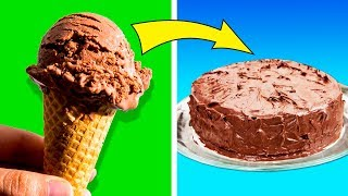 22 EXPERIMENTAL KITCHEN HACKS thumbnail