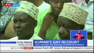 Bail hearing on Praful Kumar deferred