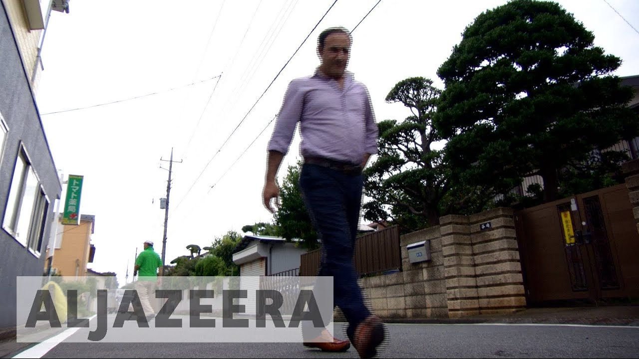 Starting over in Japan: Strict laws keep refugees at bay