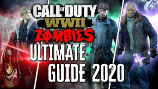 *ULTIMATE* COD WW2 ZOMBIES GUIDE In 2020 - HOW TO PLAY | BEGINNER GUIDE | EASTER EGGS & CHALLENGES