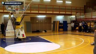 International basketball w/ New 8000 Series Gun