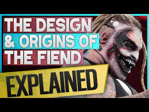 How The Fiend Was Created | Explained | PartsFUNknown
