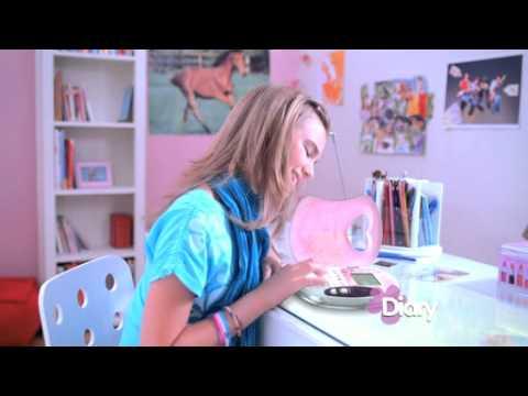 Vtech Secret Safe Diary TV Commercial