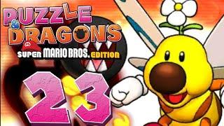 PUZZLE & DRAGONS: MARIO BROS. #23 - Die Rettung? - Let