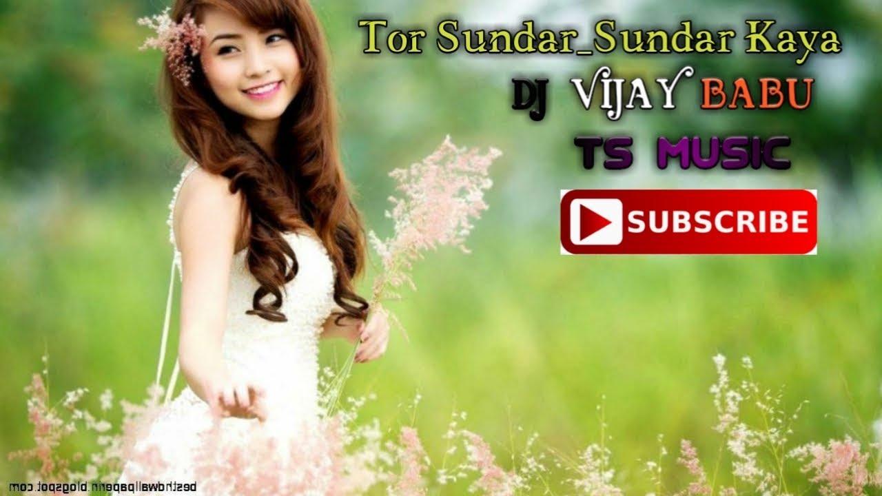 New Nagpuri Dj 2019// Tor Sundar Sundar kaya hai gal bhi gulab_Dj Vijay  Babu Ts Music