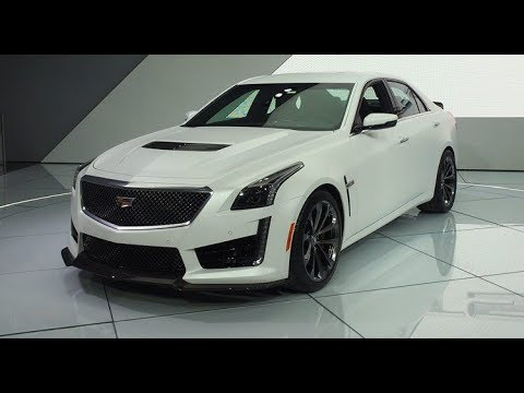 2019 2019 Cadillac Cts V Sedan 89k Luxurious Sedan No One Is Talking About