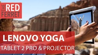 Lenovo Yoga Tablet 2 Pro - yes the projector is more than just a gimmick [Review]