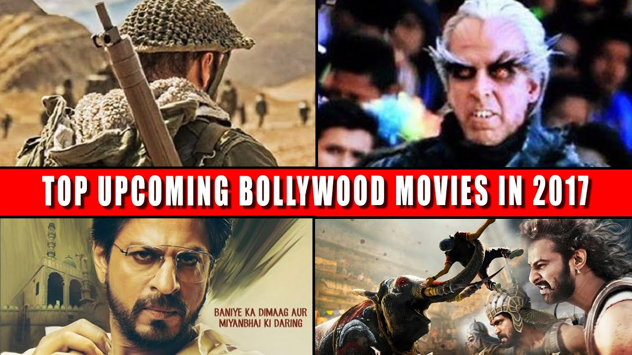 Most Awaited Upcoming Bollywood Movies Of 2017 - YouTube