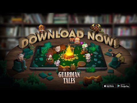 Guardian Tales | Official Launch Trailer