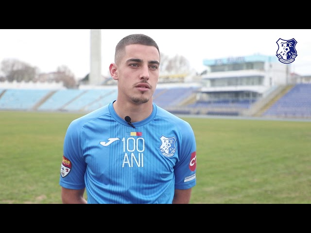 🎙 Interviu Alexandru Nicola ⚪️🔵