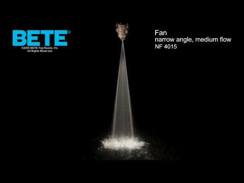 Fan Nozzle: BETE NF 4015
