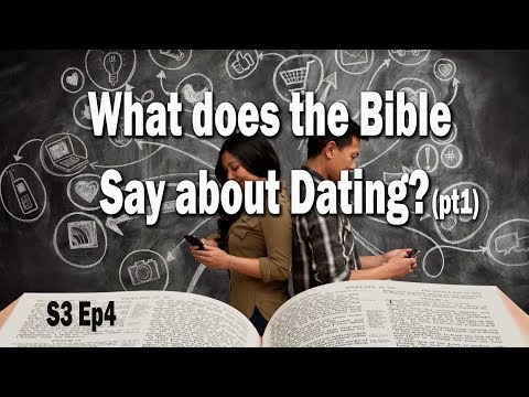 What Does The BIble Say About Dating BibSpot S2 Ep4