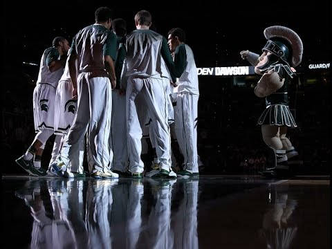 "Michigan State Spartans Basketball Hype Video 2016 ||""Louder Than Words""