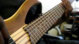 Uche Biggi Goddo Bass Cover No background music