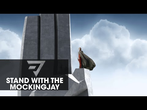 "The Hunger Games: Mockingjay Part 2 Motion Poster – ""Stand With The Mockingjay"""