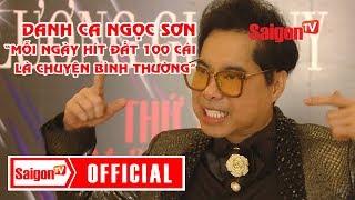 """Danh ca Ngọc Sơn: """"Mỗi ngày hít đất 100 cái là chuyện bình thường"""" - SAIGONTV"""