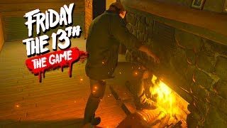 Friday the 13th Game Funny Moments with The Crew