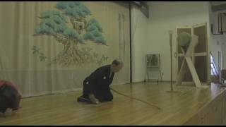 San Diego Buddhist Temple - Kyudo Demonstration