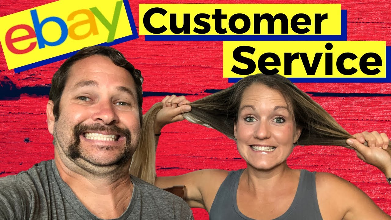 How To Get Ahold Of Ebay Customer Service On The Phone Youtube