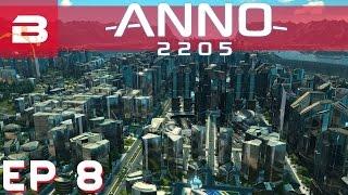 Anno 2205 - Unlimited Money!!! - Ep 8 (Let